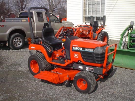 Tractor For Sale:  2003 Kubota BX2200