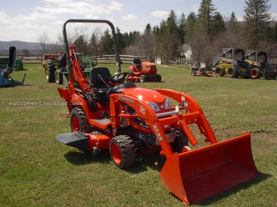 Tractor For Sale:  2012 Kubota BX25