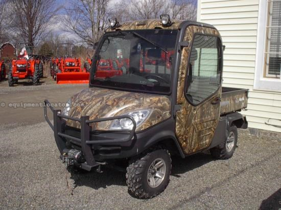 Utility Vehicle For Sale:  2007 Kubota RTV1100