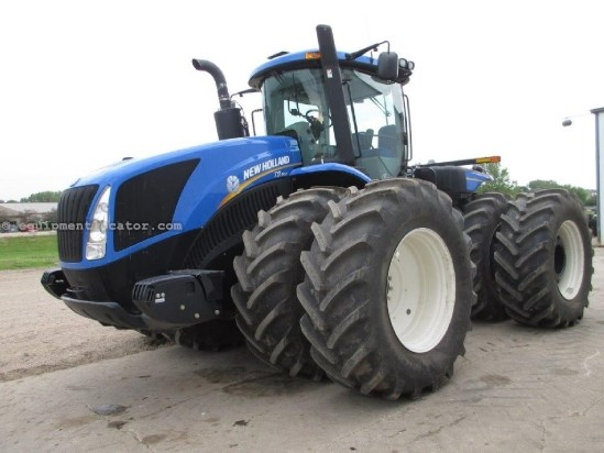 2012 New Holland T9560,WARRANTY*, AUTOSTEER,7,000# REAR WEIGHTS Tractor For Sale