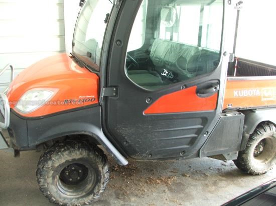 Utility Vehicle For Sale:  2008 Kubota RTV1100CW