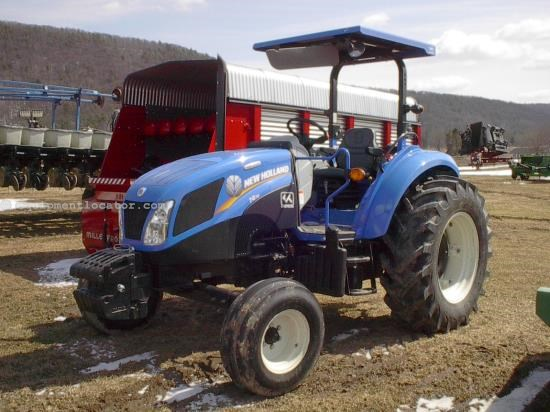 Tractor For Sale:  2012 New Holland T4.75