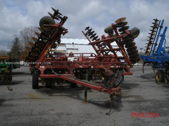Disk Harrow For Sale:  2003 Sunflower 1444-30