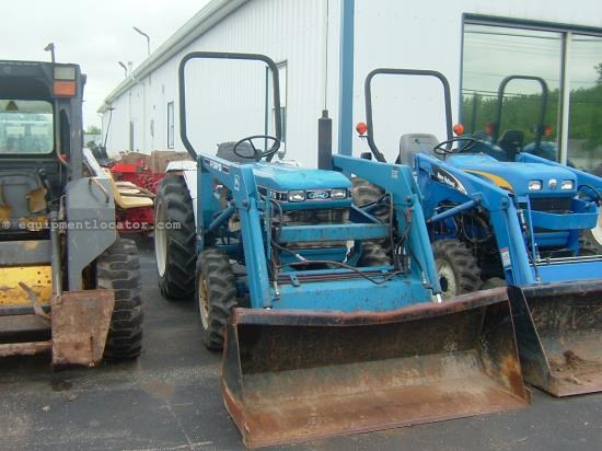 Tractor For Sale:  1993 Ford 1715