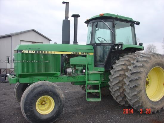 Tractor For Sale:  John Deere 4650