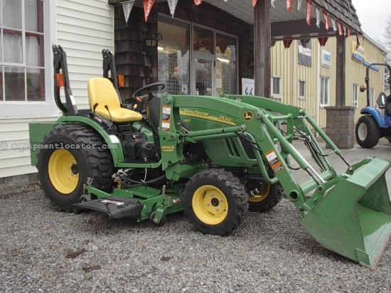 Tractor For Sale:  2012 John Deere 2520