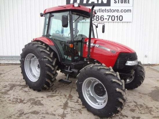 2011 Case IH Farmall 95 - 1596 hrs, CAH, 2 hyd, 540/1000, 3pt Tractor For Sale