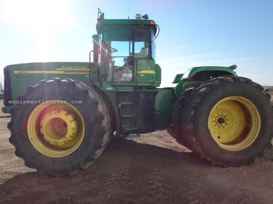 2003 John Deere 9520 Tractor For Sale