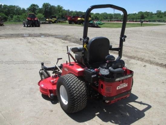2013 Country Clipper 3572KAJ,  72 Inch Cut Width, ZTO, ROPS, Hydro Tran Misc. Ag For Sale