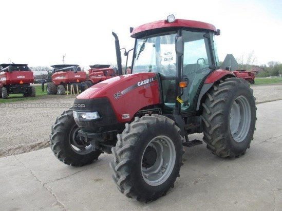 2011 Case IH Farmall 95, 1656 Hrs, PS Trans, 90HP, 2 Remotes Tractor For Sale