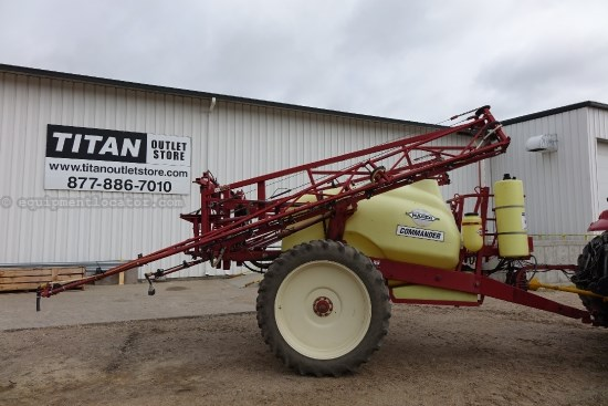 2000 Hardi 750 Commander - 70 ft, 750 gal, Foam Sprayer-Pull Type For Sale