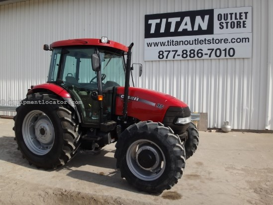 2011 Case IH Farmall 95 - 1235 hrs, CAH, 2 hyd, 540/1000 Tractor For Sale