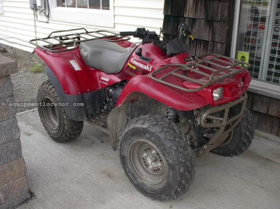 ATV For Sale:  2003 Kawasaki KVF360