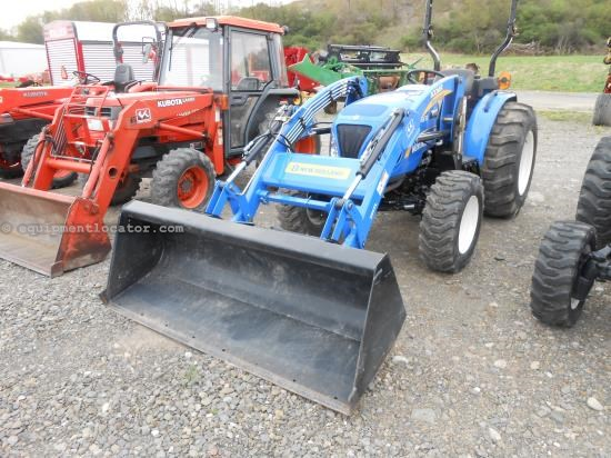 Tractor For Sale:  2013 New Holland 50