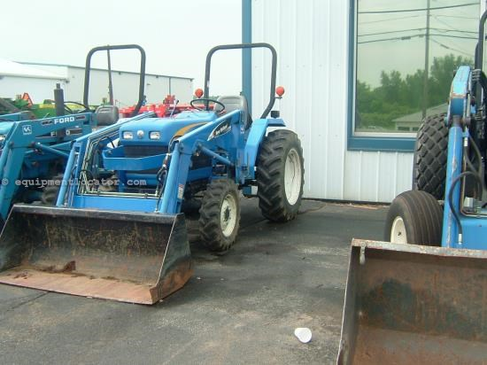 Tractor For Sale:  New Holland T1520