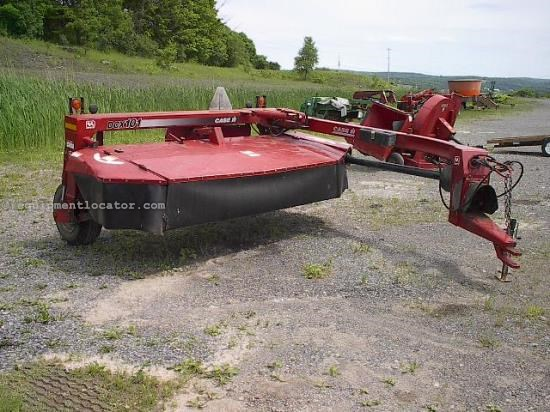 Mower Conditioner For Sale:  Case IH DCX101