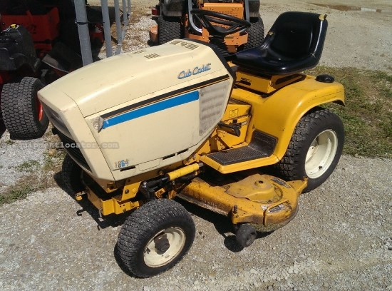 Cub Cadet 1864 Riding Mower For Sale at EquipmentLocator.com