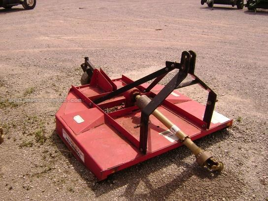 Taylor Way 5 Foot Bush Hog Rotary Cutter For Sale At Equipmentlocator Com