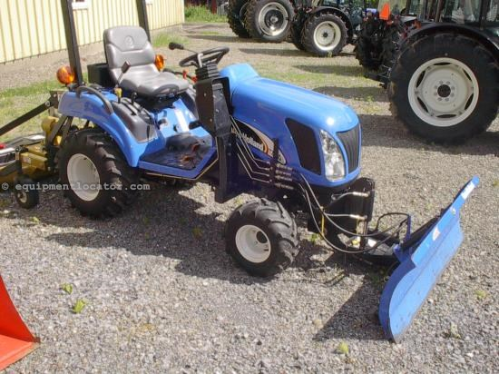 Tractor For Sale:  2006 New Holland TZ18