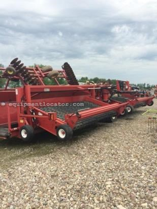 Windrow Inverter For Sale:  2009 H & S TWM12