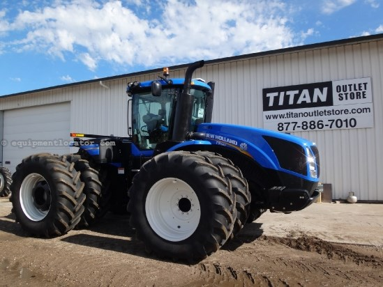 2012 New Holland T9560-361 hrs, AutoSteer, HiFlow, 710R42, 360 HIDs Tractor For Sale