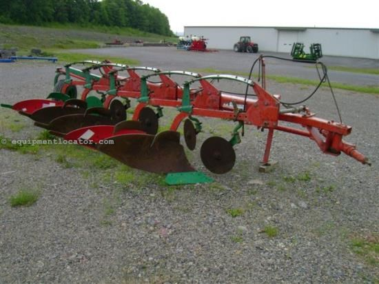 Plow-Moldboard For Sale:  Kverneland BA5NR