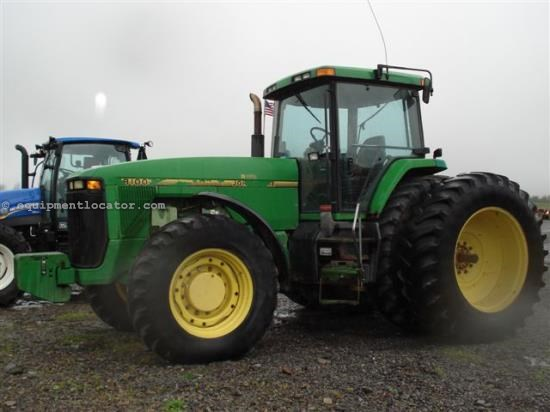 Tractor For Sale:  John Deere 8100
