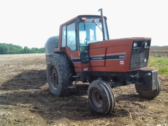 Tractor For Sale:  1981 International 3688