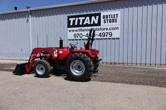 2014 Mahindra 4530G, 4WD, Susp Seat, 1 Remote, Draft Control Tractor For Sale