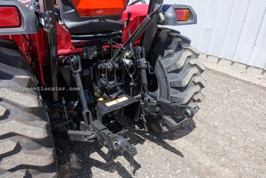 2014 Mahindra 3535, 4WD, 1 Remote, Draft Control,synchro shuttle Tractor For Sale