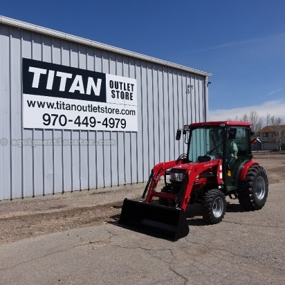 2014 Mahindra 3616HST Tractor For Sale