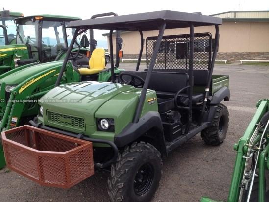 2013 Kawasaki Mule 4010 Utility Vehicle For Sale At Equipmentlocatorcom