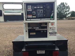 Multiquip SDGS25A,Generator Output, 25KVA  Generator For Sale