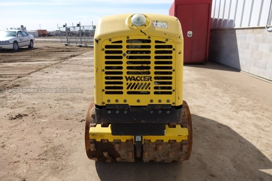 "2007 Wacker RT, Articulated 32"" Pad-Foot Compactor Compactor-Trench For Sale"