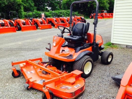 Riding Mower For Sale:  2011 Kubota F3080
