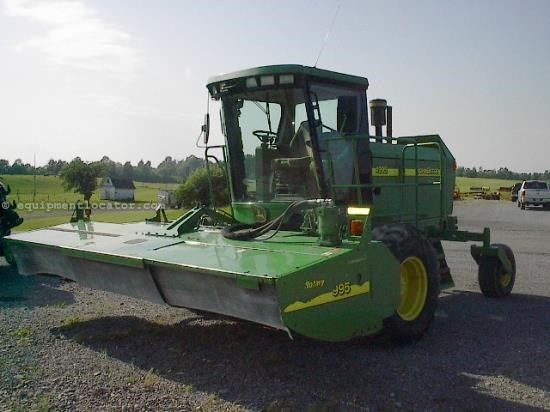 Windrower-Self Propelled For Sale:  2004 John Deere 4995