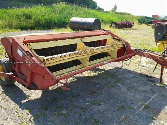 Mower Conditioner For Sale:  New Holland 489