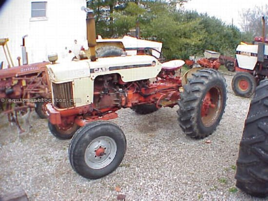 Case Gas Tractor : Case gas tractor for sale at equipmentlocator