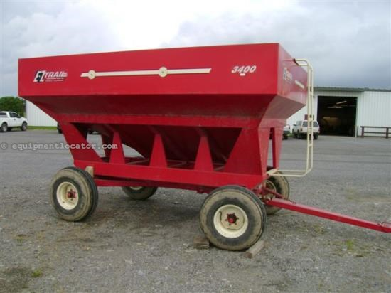Grain Cart For Sale:  E-Z Trail 3400