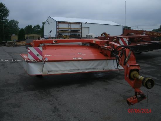 Mower Conditioner For Sale:  2003 Kuhn FC302