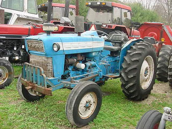 Ford 3000 Tractor Duals : Ford tractor for sale at equipmentlocator