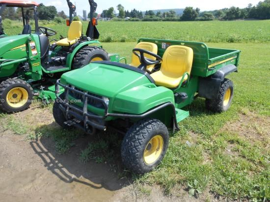 Utility Vehicle For Sale:  2010 John Deere TX 2X4