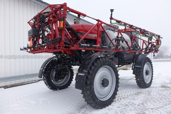 2011 Case IH Patriot 4420 - 2440 hrs, AIM, 100 ft, Viper Pro Sprayer-Self Propelled For Sale