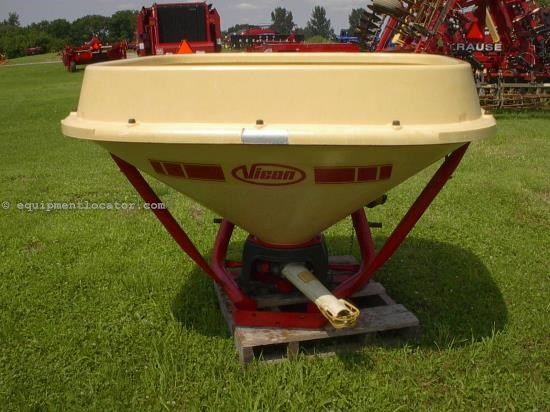 Fertilizer Spreader For Sale:  Vicon PS754