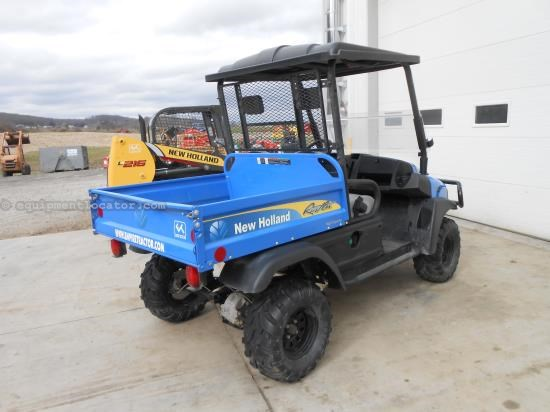 Utility Vehicle For Sale:  2013 New Holland 120