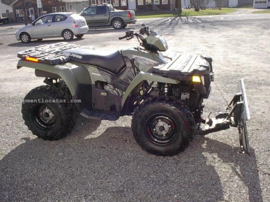 Utility Vehicle For Sale:  2007 Polaris SPORTSMAN