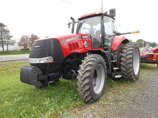 Tractor For Sale:  2013 Case IH 180MAG