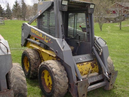Skid Steer For Sale:  New Holland LS170