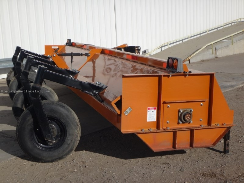 "2009 Woods S20CD, 2""-14"" Cut Height, 247"" Working Width Stalk Chopper For Sale"