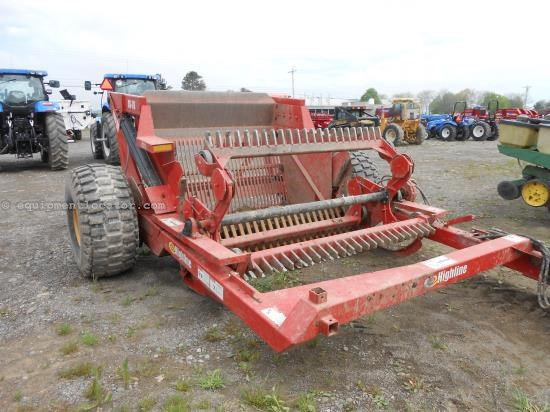 Rock Picker For Sale:  2011 Highline XL78